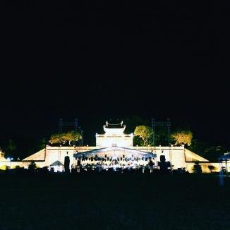 day 1--book fair at royal palace